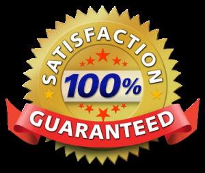 Security Alarms has a 100% Satisfaction Guarantee