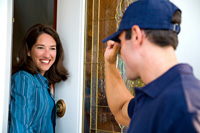 friendly service technicians at Security Alarms, LLC